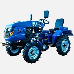 Міні-трактор ДТЗ 160.1 з генератором потужністю 16 л. с.