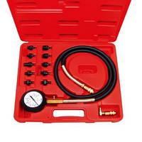 Универсальный комплект контроля давления масла с комплектом переходников AmPro T75545