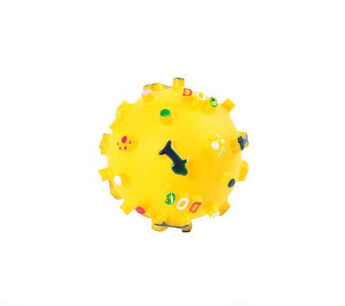 Игрушка для собак Мяч-дог, 8 см, фото 2
