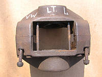 Тормозной суппорт левый б/у на VW LT 28-35, 40-55