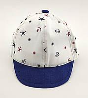 Оптом кепки детские с 44 по 50 размер детская кепка для мальчика опт панамки головные уборы хлопок, фото 1