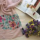"""Шарф із вишивкою """"Марія"""" 111-3, фото 2"""