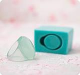 Силиконовый молд для кольца  (17 мм), фото 2