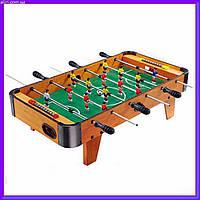 Настольный футбол ZC1002А деревянный