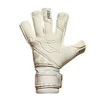 Перчатки вратарские BRAVE GK REFLEX WHITE ROLL/NEGATIVE JUNIOR (FINGERSPROTECTION)