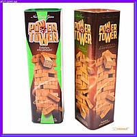 Деревянная настольная игра VEGA POWER TOWER 56 брусков 7802DT