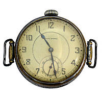 2 час. завод крупные винтажные часы