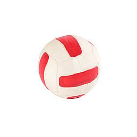 Игрушка для собак Мяч волейбольный, 7,5 см