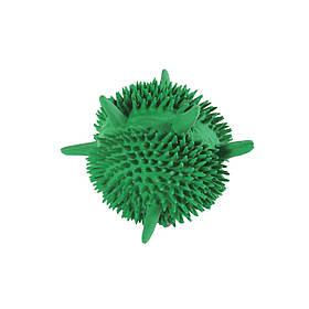 Игрушка для собак Мяч массажный с шипами, 11,2 см