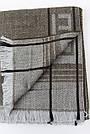 """Теплий великий шарф-плєд """"Аліса"""" 156-17, фото 2"""