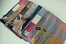 """Кашеміровий шарф в клітинку """"Лана"""" 144-6, фото 2"""