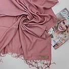 """Палантин шарф  із пашміни """"Адель"""" 120-2, фото 3"""
