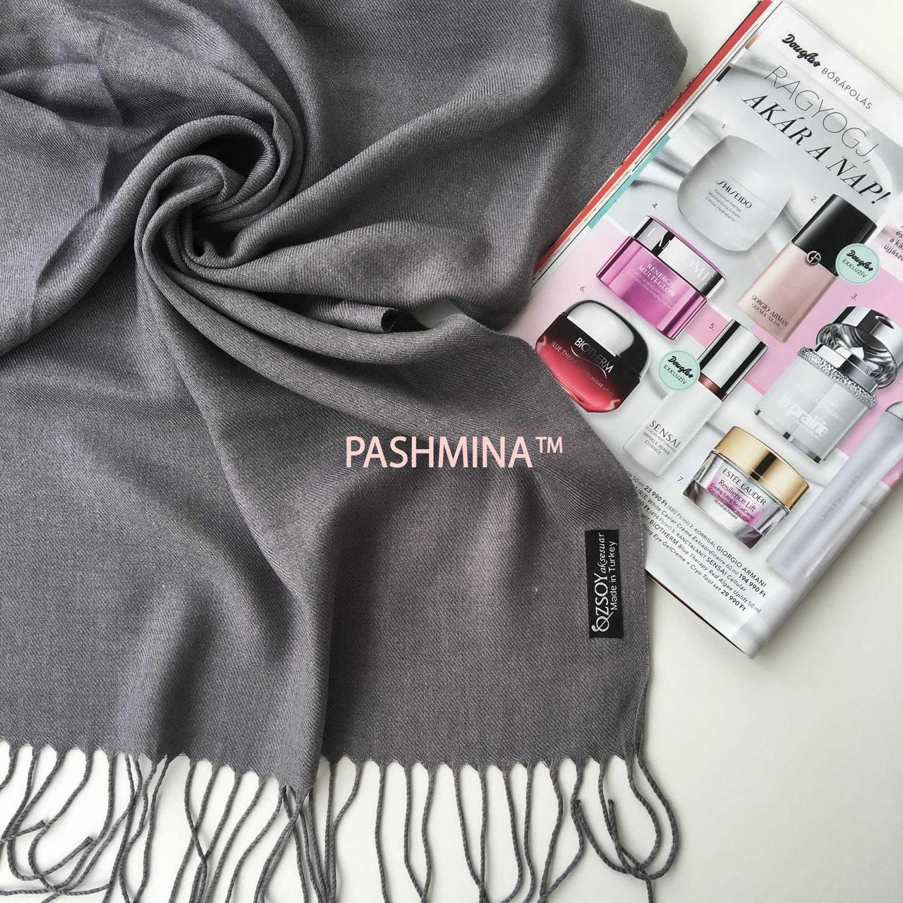 """Палантин шарф із пашміни """"Адель"""" 120-25"""