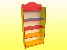 Дитячий стелаж для іграшок (700*300*1480h)