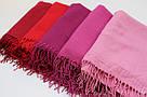 """Палантин шарф із пашміни """"Адель"""" 120-49, фото 4"""