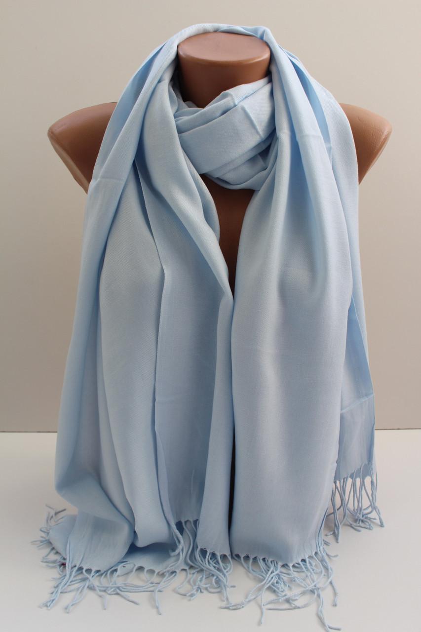 """Палантин шарф із пашміни """"Адель"""" 120-30"""