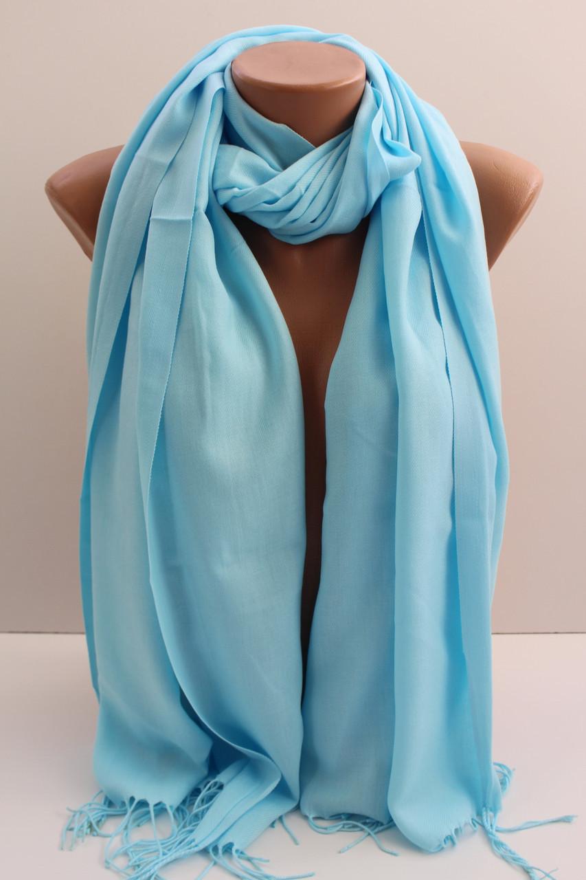 """Палантин шарф із пашміни """"Адель"""" 120-31"""