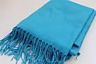 """Палантин шарф із пашміни """"Адель"""" 120-33, фото 3"""
