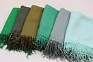 """Палантин шарф із пашміни """"Адель"""" 120-40, фото 4"""