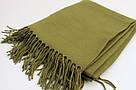 """Палантин шарф із пашміни """"Адель"""" 120-43, фото 3"""