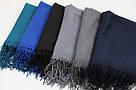 """Палантин шарф із пашміни """"Адель"""" 120-47, фото 4"""
