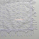 Свадебный церковный ажурный платок, фото 2
