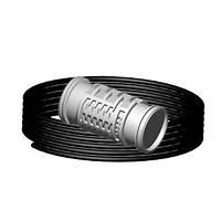 Крапельний шланг Irritec JUNIOR 16мм 2,1 л/год (Бухта 100м)