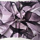 "Палантин шарф з абстракцією ""Раміна"" (Туреччина) 115-7, фото 3"