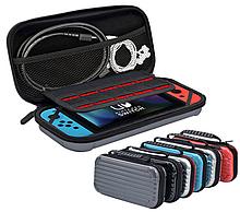Противоударный чехол кейс сумка с ручкой для Nintendo Switch / Стекла / Пленки /