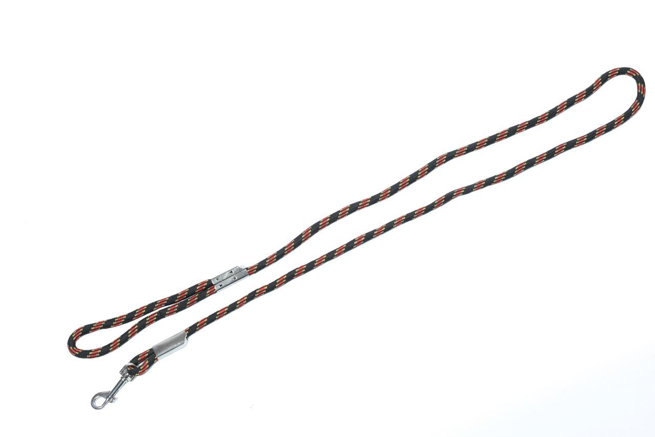 Поводок нейлоновый с металлическим зажимом, 13,0мм х1,5м