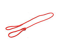 Поводок-ринговка метал, кольцо, нейлон 6,0мм х1,4м