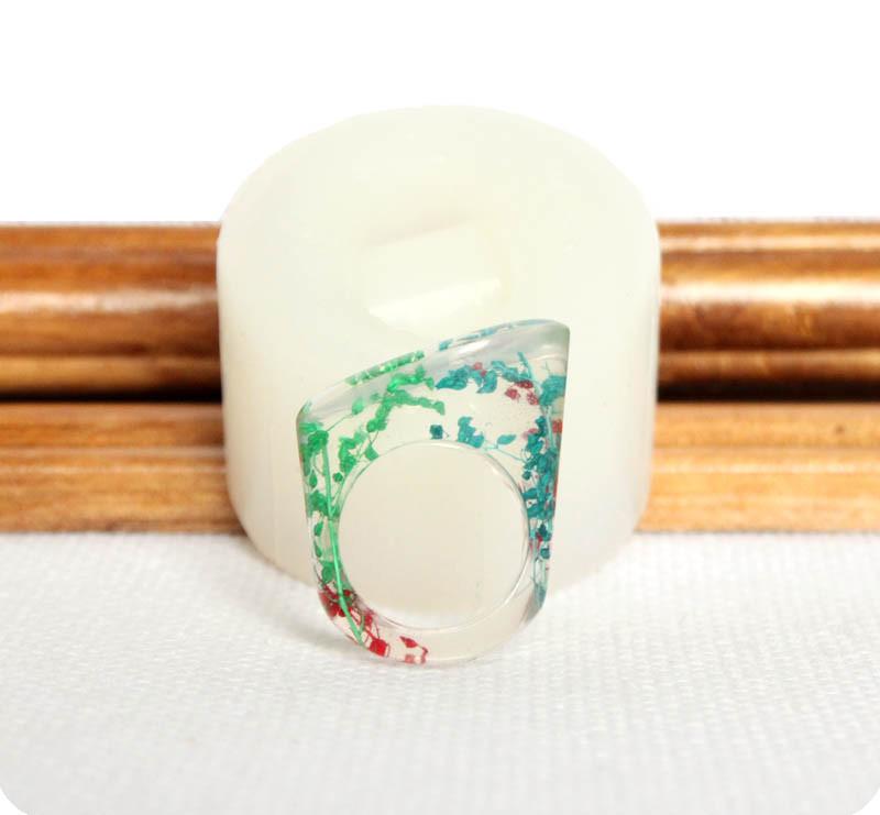 Силиконовый молд для кольца (18 мм)