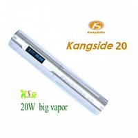 Батарейный мод Kangside 20 нержавеющая сталь, фото 1