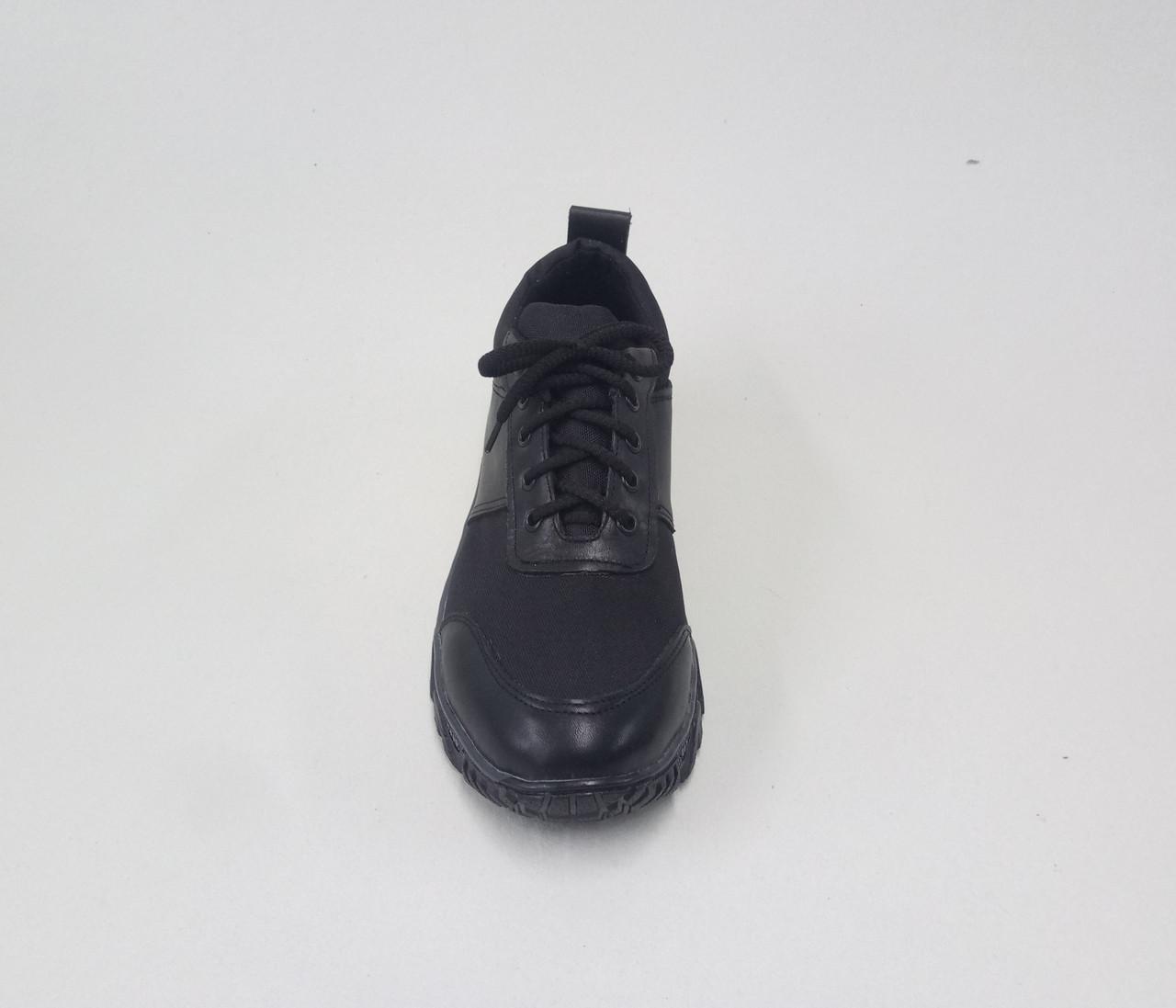 Тактические кроссовки из натуральной кожи РА - Альфа Ч