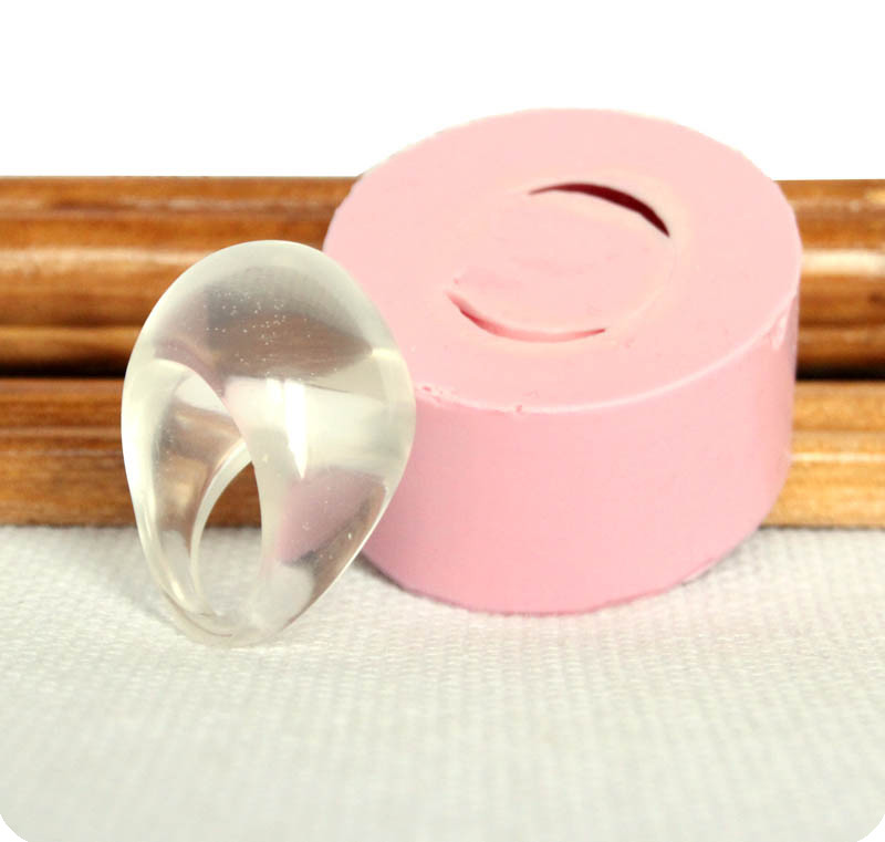 Силиконовый молд для кольца (19х20мм )