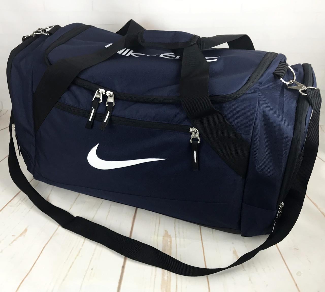 7a9824f84ac9 Большая дорожная сумка Nike. Большая спортивная сумка .Сумка в  дорогу.Размер 60 на 29см КСС93, цена 599 грн., купить в Бердянске — Prom.ua  (ID#883099415)