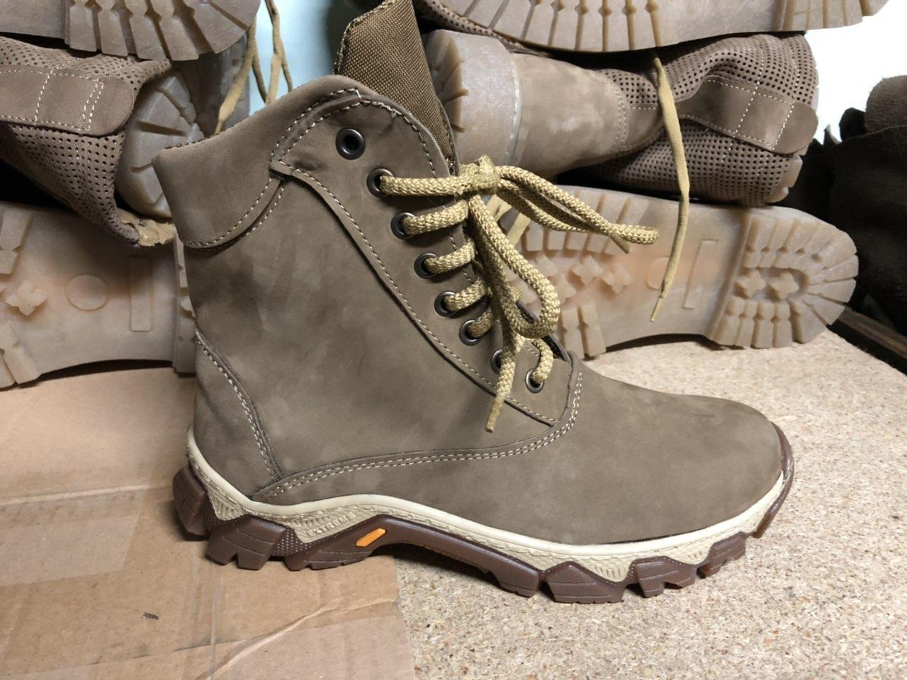 Тактические ботинки из натуральной кожи SB Energy W