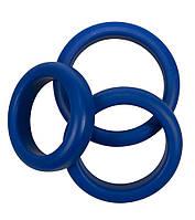 Кольца Mate (синие), фото 1
