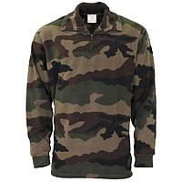 Рубашка термофлисовая армейская оригинал ВС Франции новая - CCE, фото 1