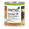 Цветная полупрозрачная краска для террас Osmo Terrassen-Öle 010 для термо-древесины 5 мл