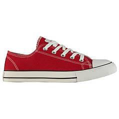 Мокасины Lee Cooper Canvas Lo Shoes Mens