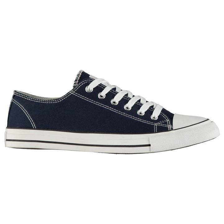Мокасины Lee Cooper Canvas Lo Shoes Mens