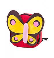 Рюкзак детский нейлон Wing Flying 2012 mei red