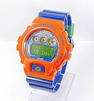 Часы CASIO G-SHOCK DW-6900SC-4ER