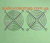 Решетка защитная для вентиляторов (кулеров) 92х92 мм, металлическая