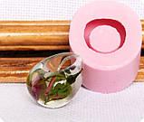 Силиконовый молд для кольца (17,5 мм), фото 3