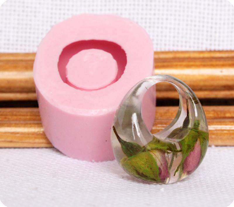 Силиконовый молд для кольца (17,5 мм)