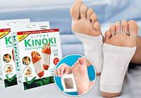 Пластыри KINOKI DETOX (Киноки Детокс) очищающие для выведения токсинов и похудения