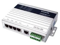 JetNet 3705 Промышленный 5-портовый коммутатор с PoE Korenix