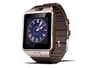 Смарт-часы (умные часы) UWatch DZ09 1 Gold УЦЕНКА